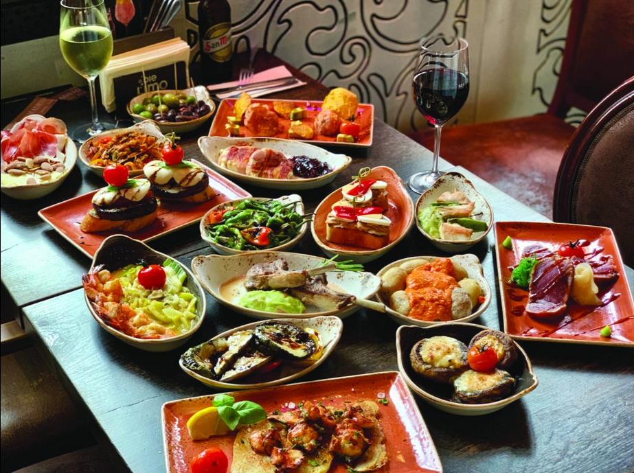 Kochsternstunden-Teilnehmer 2020 - bodega Madrid