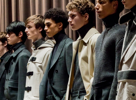 New York Homme Fashion Week – Autumn/Winter 2021
