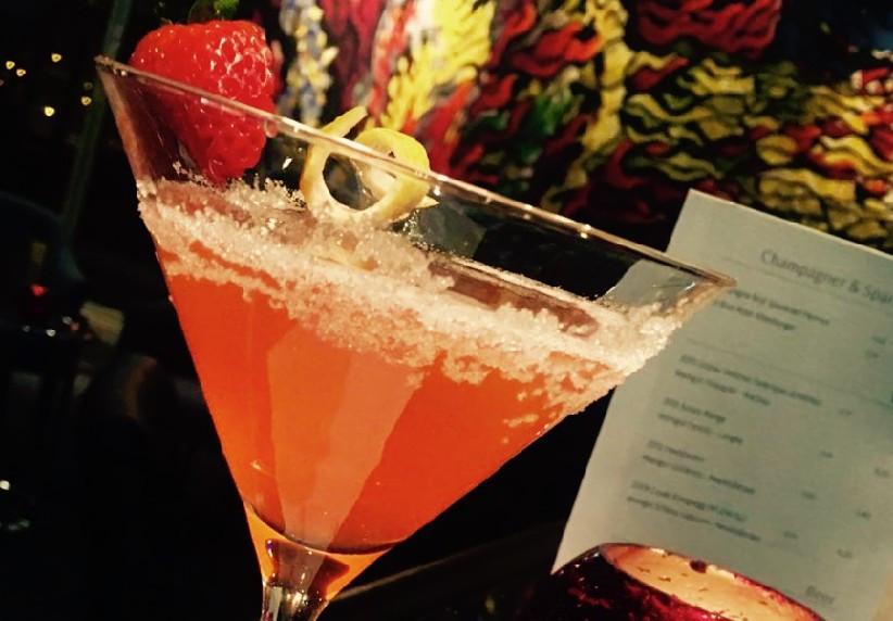 Der Tian Valentinstags-Cocktail | ValenTIAN