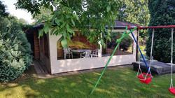 Seitenteile für Pavillon