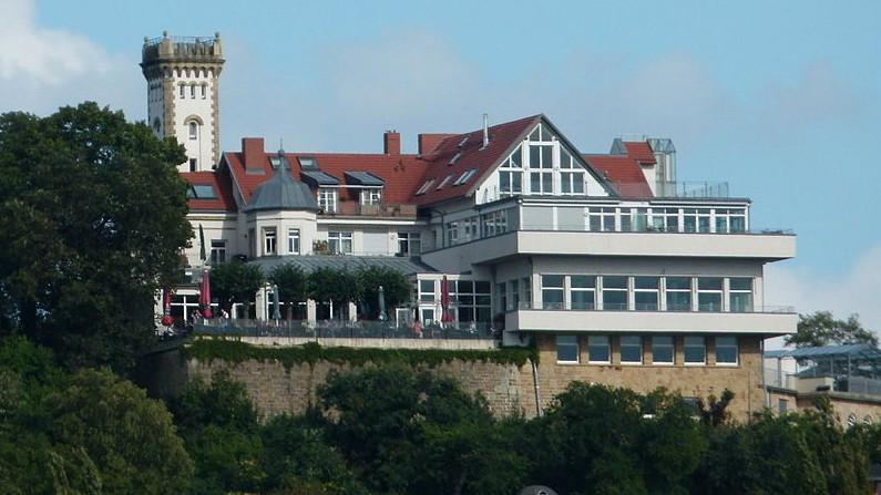 Lust auf Sachsen Terrasse am Luisenhof öffnet heute