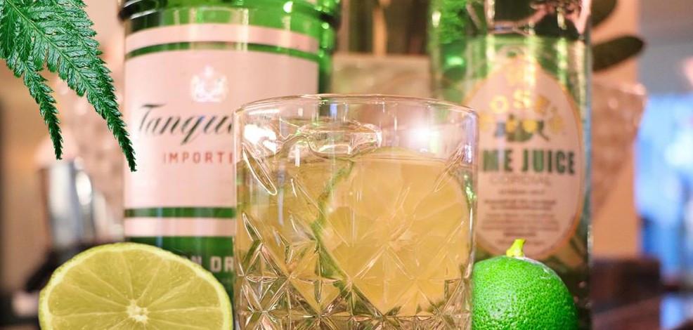 """Bemerkenswert einfach und doch ein unvergesslicher Partykracher: Der süffige """"Gin Gimlet"""". (© Thomas Hack)"""