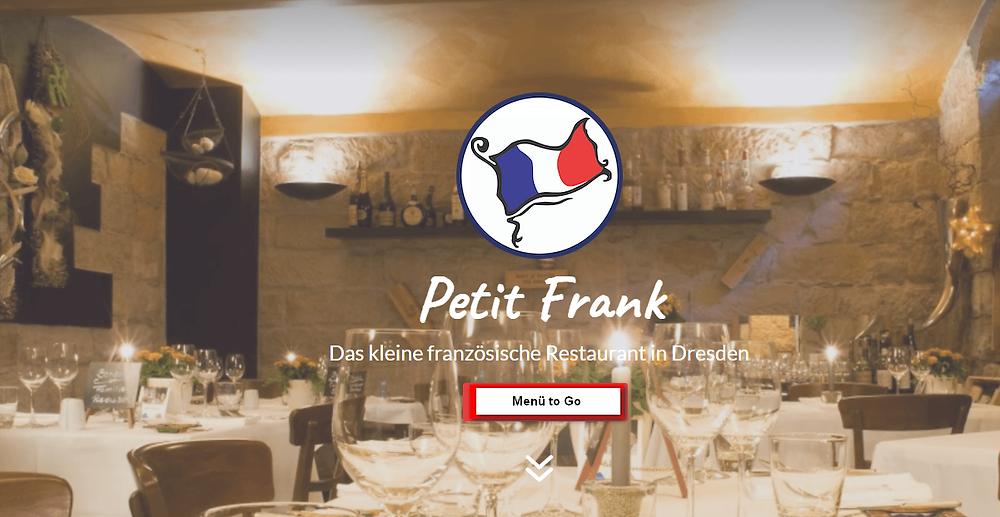 Petit Frank,Was ist los in Dresden,Wohin in Dresden,Restaurant Dresden,Französiche Küche,Pieschen