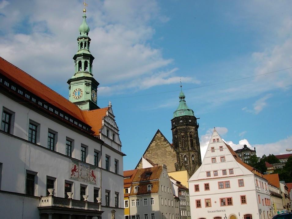 Lust auf Sachsen - Pirnaer Stadtfest
