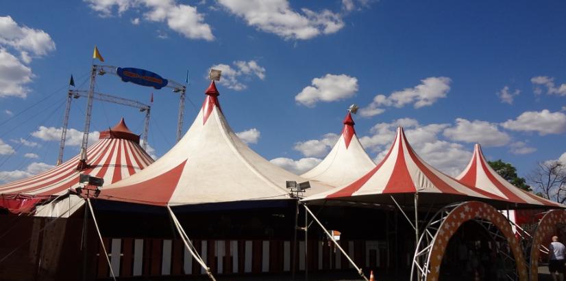 So ein Zirkus - Sarrasani muss seine Zelte wieder abbauen