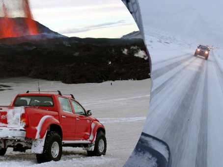 Dodgeball Winter Iceland Adventure 2021