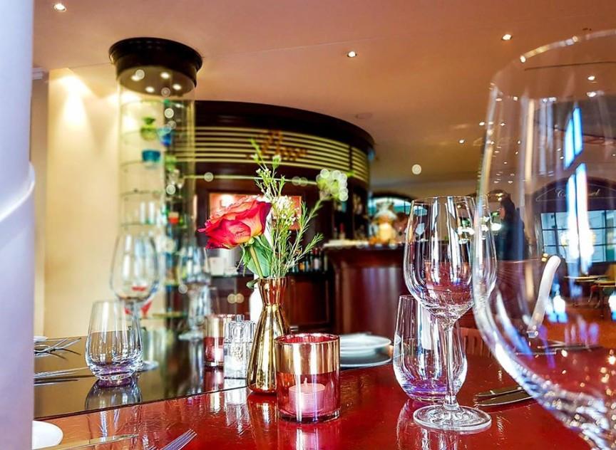 Offener Mittagstisch - Kochsternstunden im Hotel Bülow Palais Dresden