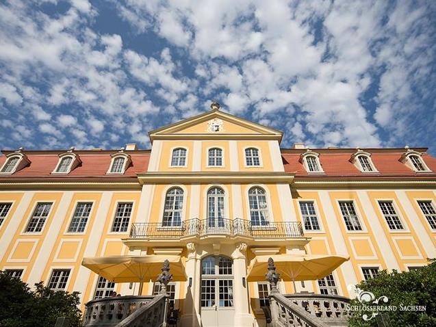Lust auf Sachsen - Bildquelle http://www.barockschloss-rammenau.com