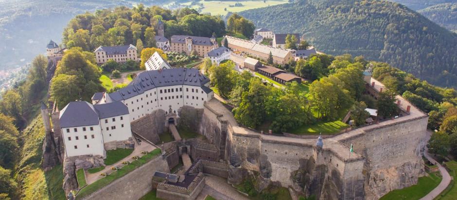 Seniorentag: Festung Königstein bequem entdecken