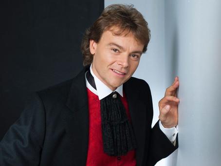 Musikalischer Nachmittag mit Rudy Giovannini am 05. und 06.05.2021