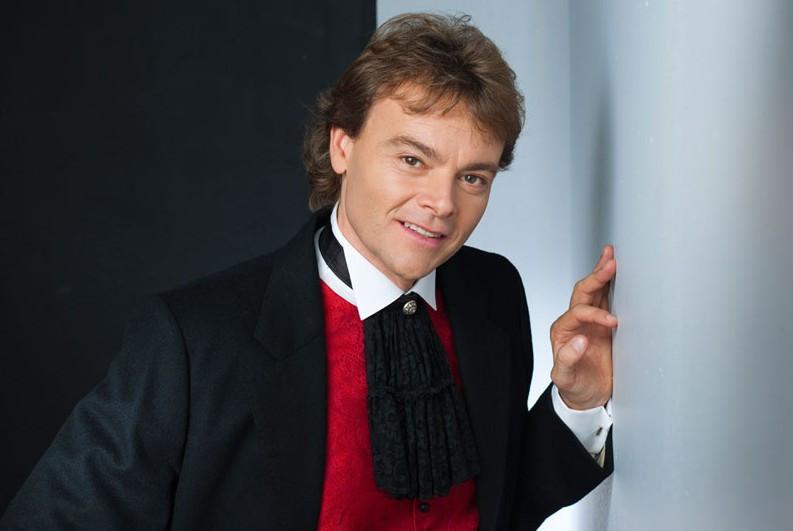 Lust auf Sachsen - Musikalischer Nachmittag mit Rudy Giovannini