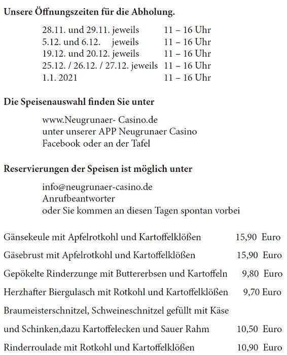 Neugrunaer Casino