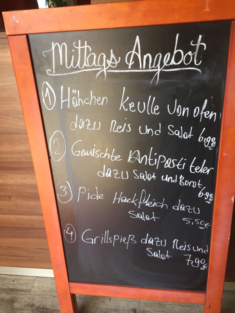 Was ist los in Dresden - Ocakbasi - Preiswertes Mittagsangebot