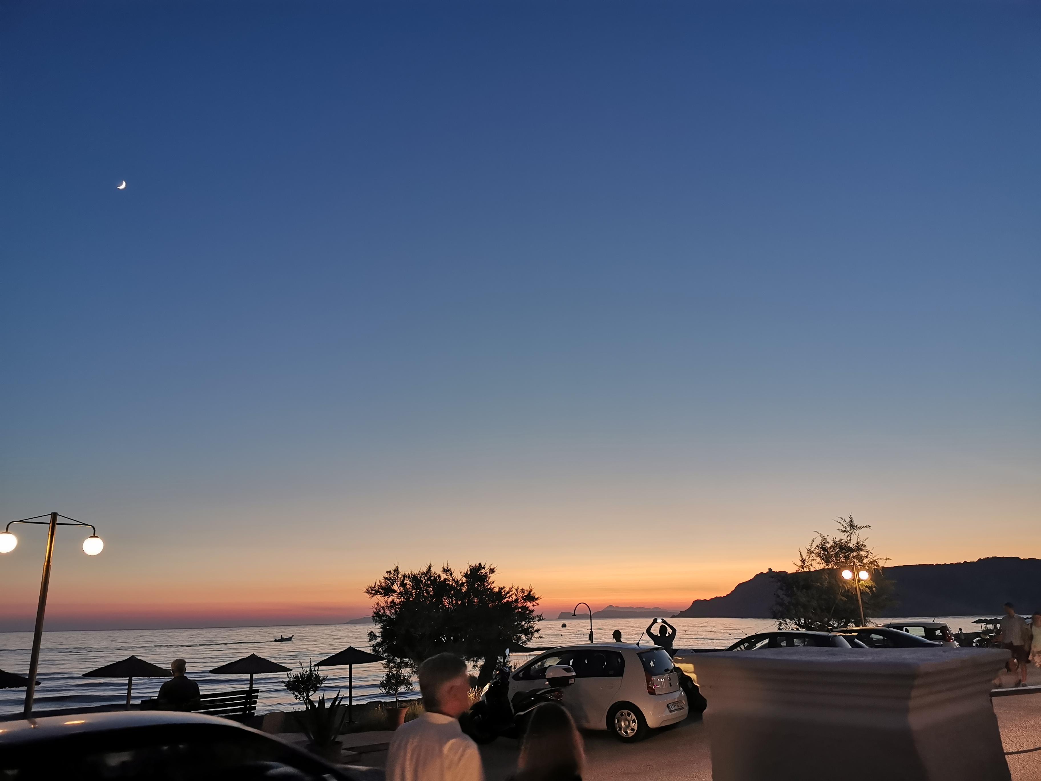 Arillas Seafront