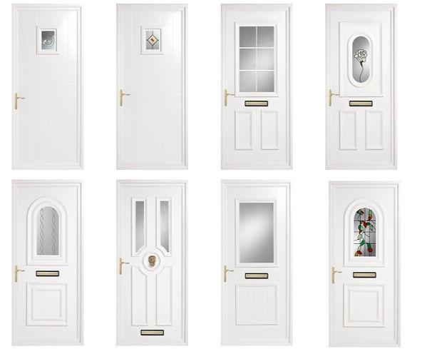 Brampton, Chatteris, Ramsey, March and Woodhurst Door Panels