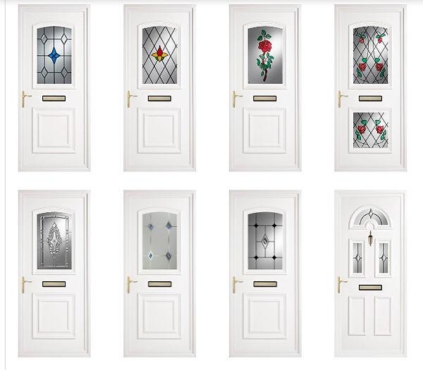 Bluntisham Door Panels