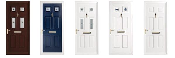 Doddington Queens Door Panels