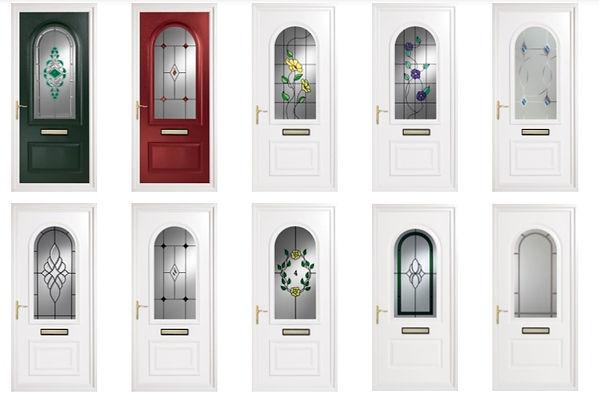Earith & Trinity Door Panels