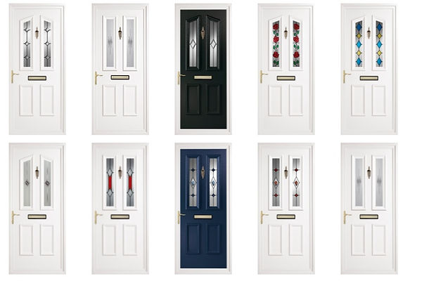 Colne and Ely Door Panels