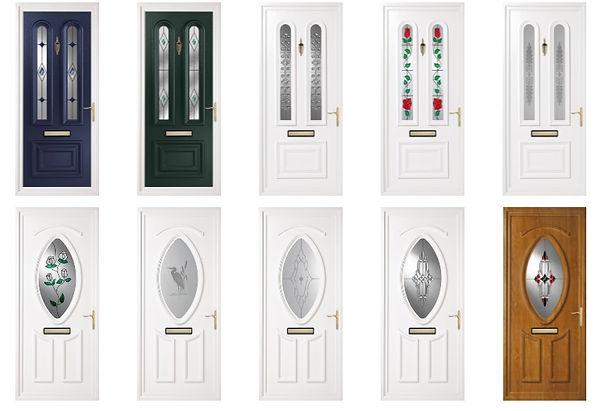 Papworth & Hemingford Door Panels