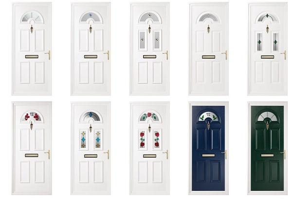 Yelling & Kings Door Panels