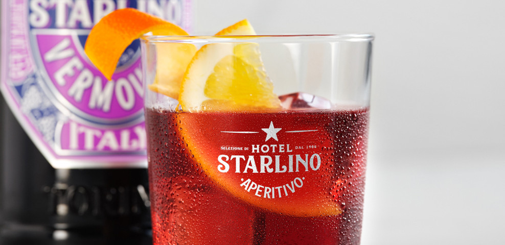 STARLINO ON THE ROCKS