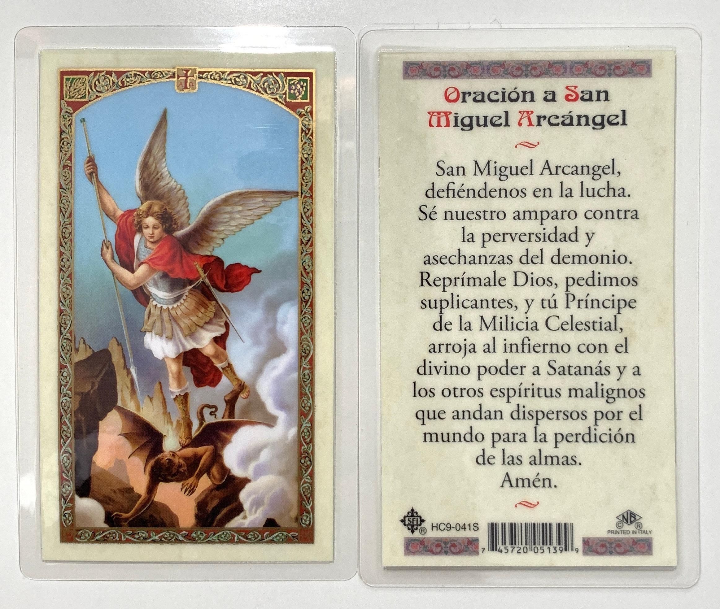 Oración A San Miguel Arcángel Empire Statues