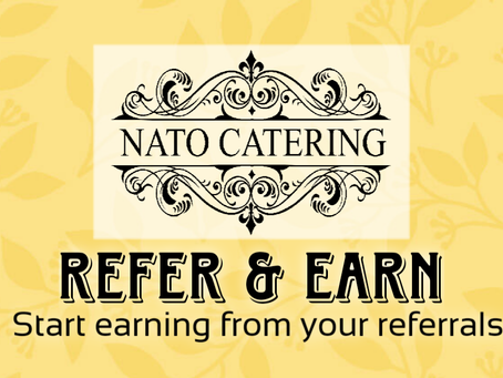 Earn from your REFERRALS