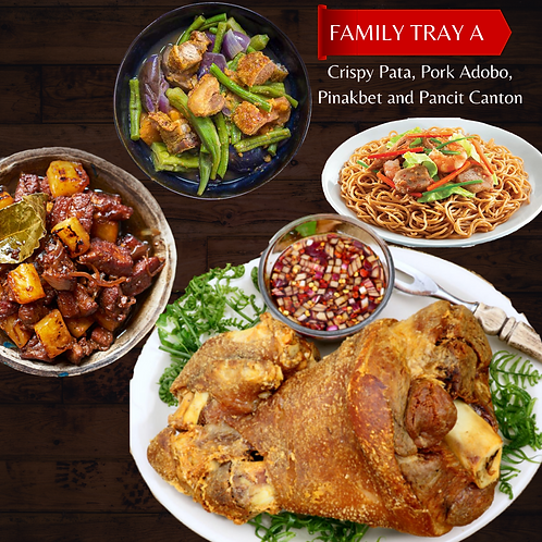 Family Platter A (3 to 5 Persons)