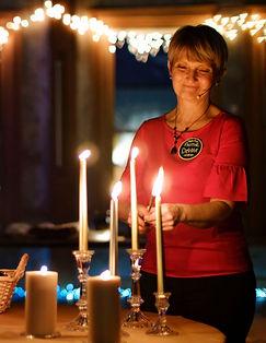 Christmas Eve candle creche Pastor.jpg