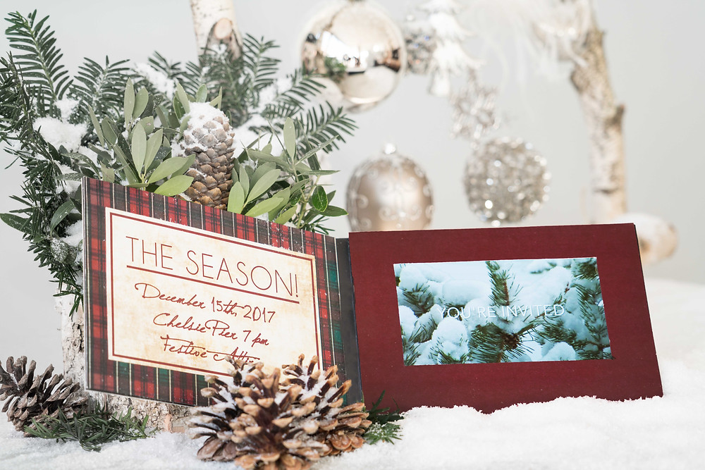 Christmas Video Invitation