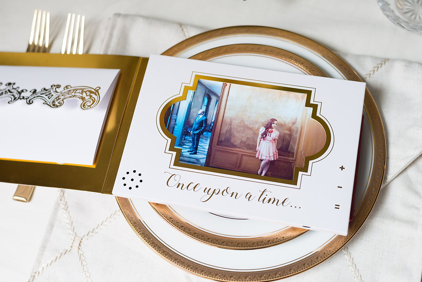 wedding video invitation