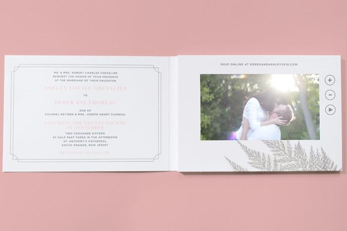 video invitation for wedding