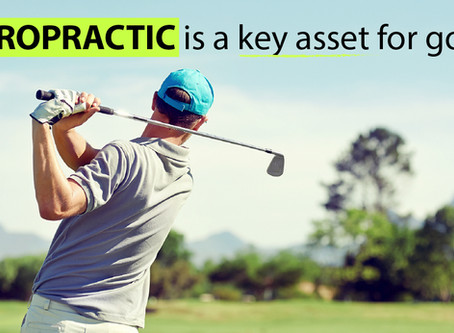 Chiropractic and Golf