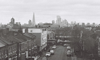 Peckham Levels Views of the City