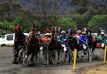 Racing in the Don Tildsley Memorial at Eugowra