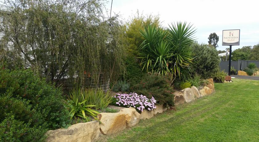 Injune Haven gardens