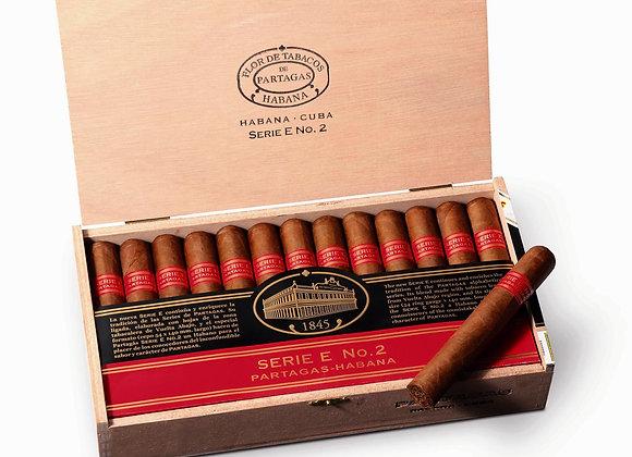 Partagas Serie E No. 2 Cigars
