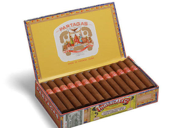 Partagas Shorts Cuban Cigars