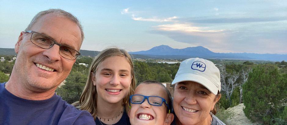We Made It To Colorado (another overdue update)