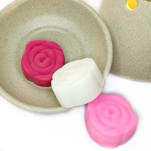 From Me To You Rose Shaped Scented Soy Wax