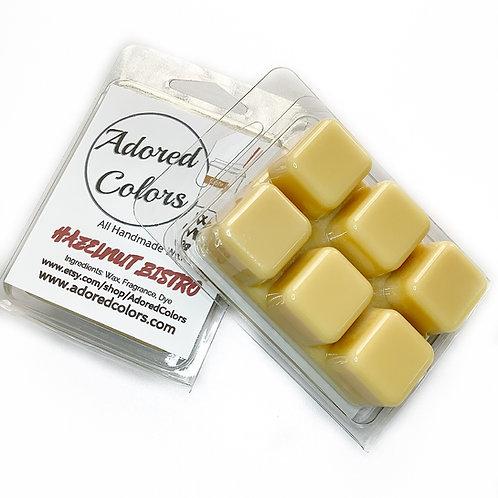 Hazelnut Bistro Scented Coconut Wax Melt