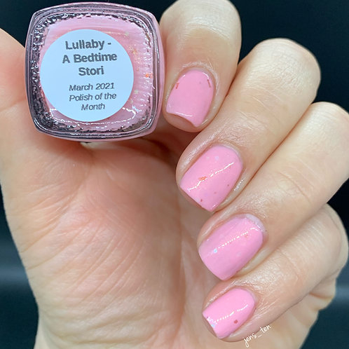 Lullaby - A Bedtime Stori (March 2021 Polish of the Month)
