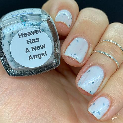 Heaven Has a New Angel