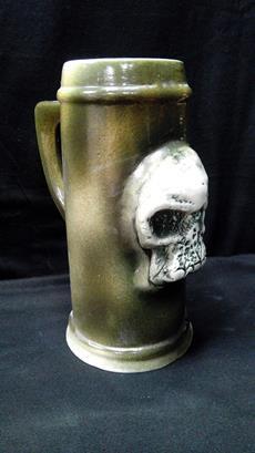 Кружка + черепок