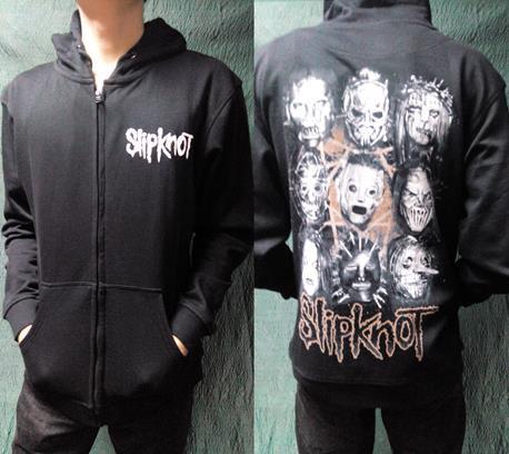 Зиппер Slipknot