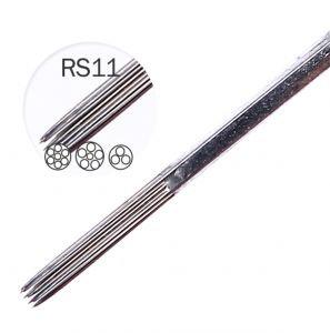 Игла для тату-стерильная 11RS и 11RL