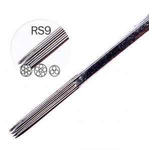 Игла для тату-стерильная 9RS и 9RL