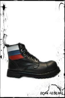 """6 блочек """"флаг Россия"""""""