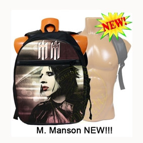 рюкзак = Marilyn Manson-2